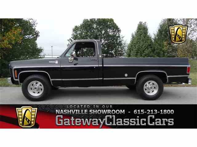 1978 Chevrolet C/K 20 | 1035980
