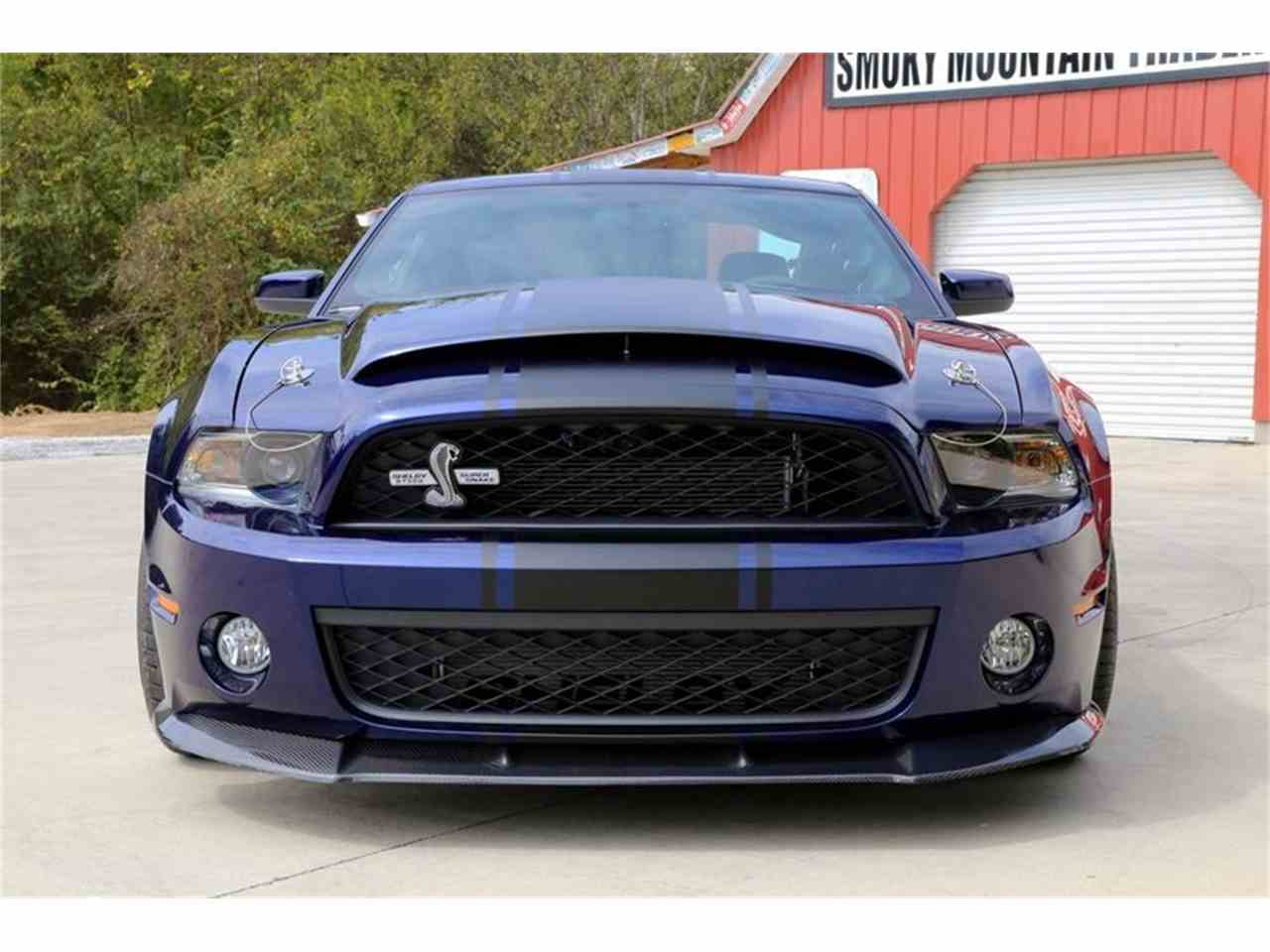 2010 ford mustang shelby gt500 for sale cc 1035984. Black Bedroom Furniture Sets. Home Design Ideas