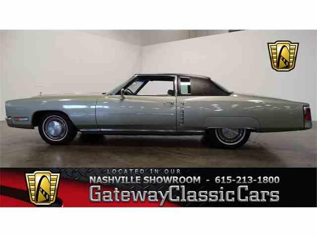 1971 Cadillac Eldorado | 1035986