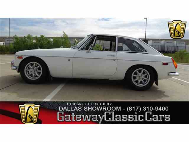 Picture of '70 MGB - M7DJ