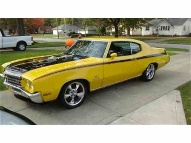 Picture of 1971 Buick Gran Sport located in Palatine Illinois Offered by North Shore Classics - M7DK
