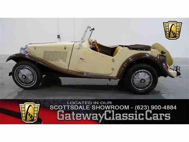 1952 MG MGB | 1035993