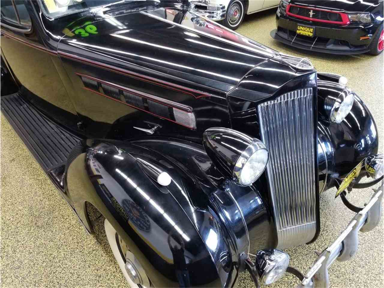 1936 Packard 120 Sedan w/ Supercharger for Sale   ClassicCars.com ...