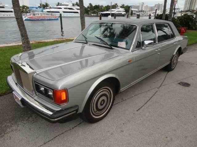 1988 Rolls-Royce Silver Spur | 1036004