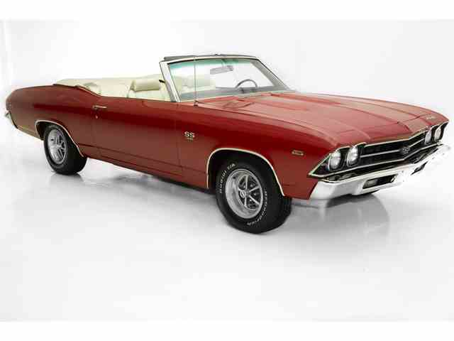 Picture of '69 Chevelle - M37T