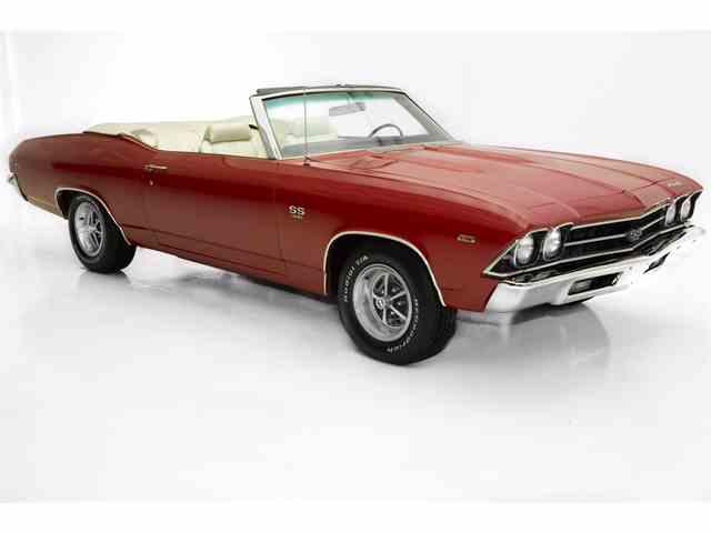 1969 Chevrolet Chevelle | 1030601