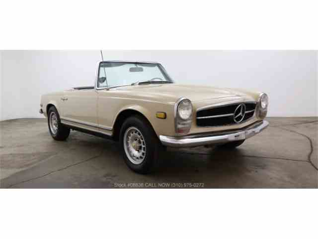 1968 Mercedes-Benz 250SL | 1030604