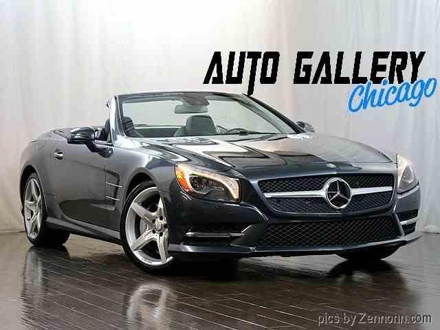 2013 Mercedes-Benz SL-Class | 1036058