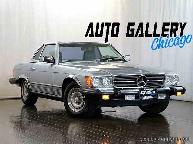 1984 Mercedes-Benz 380SL | 1036063