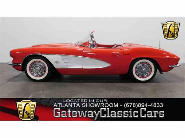1961 Chevrolet Corvette | 1030607