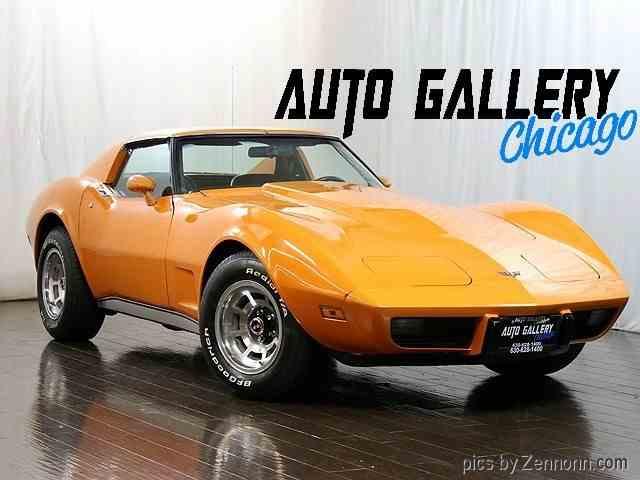 1977 Chevrolet Corvette | 1036075