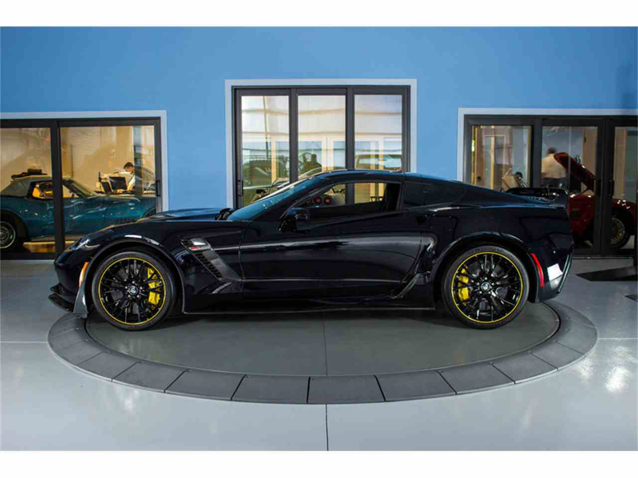 Large Picture of '16 Corvette Z06 - M7FW