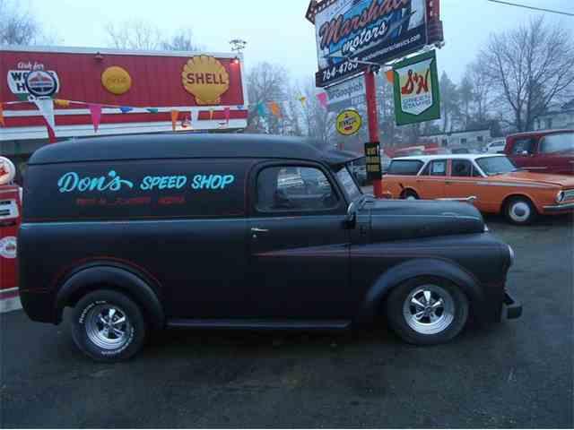 1950 Dodge Town Panel | 1036077