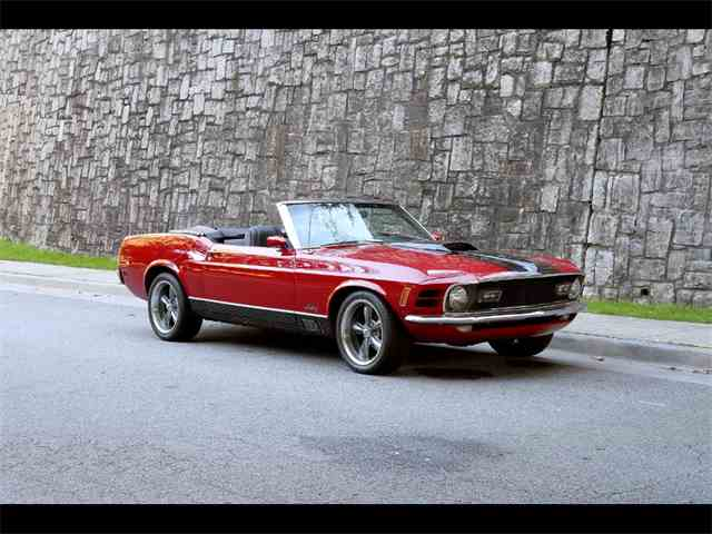 1970 Ford Mustang | 1036079