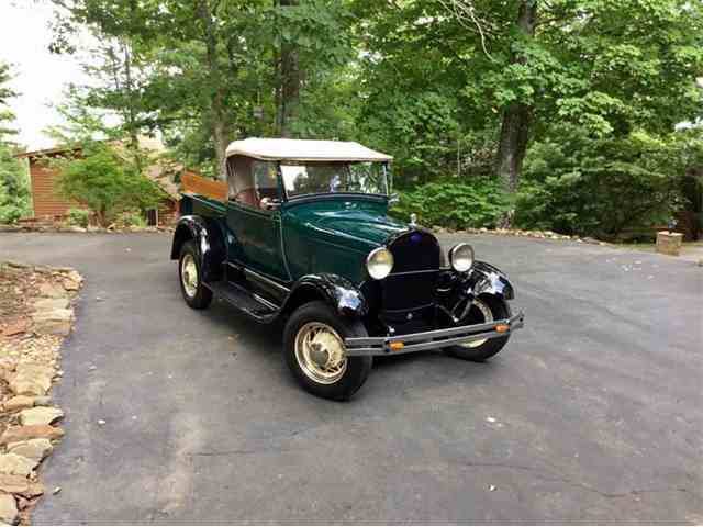 1929 Ford Model A | 1036082