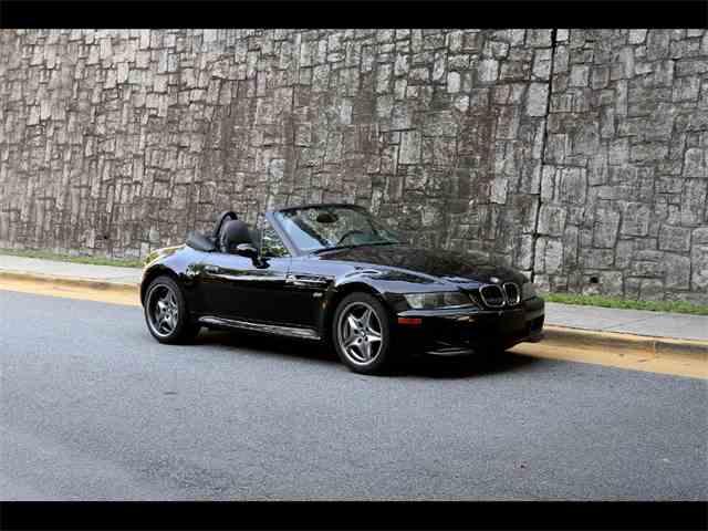 2002 BMW M Roadster | 1036083