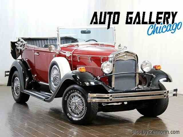 Picture of '32 Phaeton - M7G5