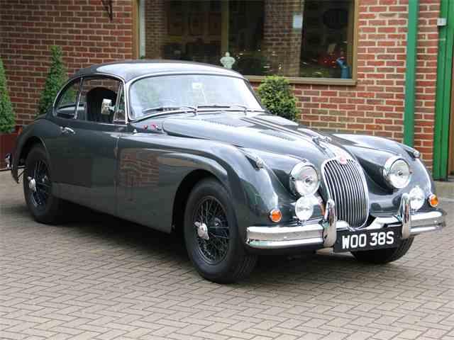 1960 Jaguar XK150 | 1036086