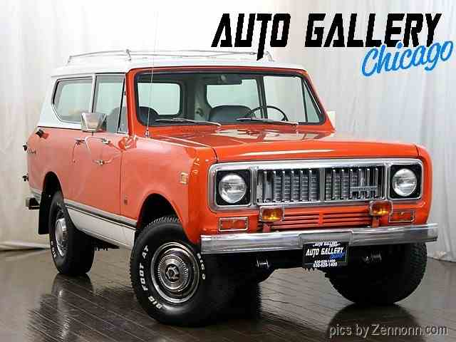 1975 International Scout | 1036088