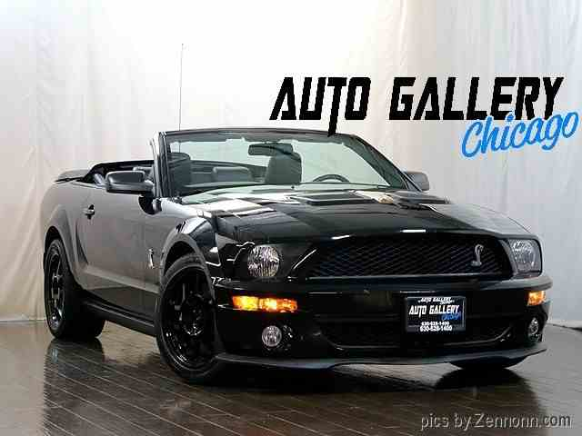 2007 Ford Mustang | 1036093