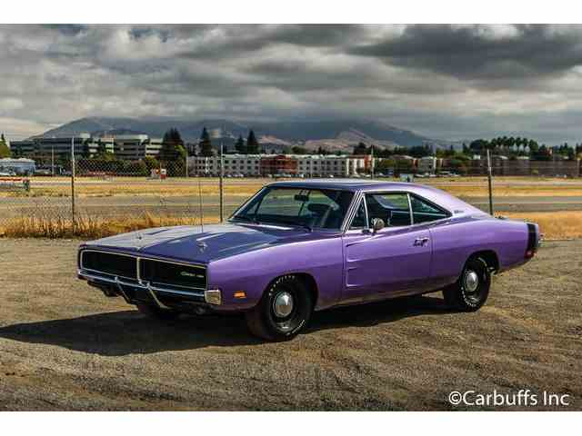 Picture of Classic '69 Charger Offered by Carbuffs - M7GT