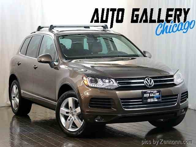 Picture of '14 Touareg - M7GY