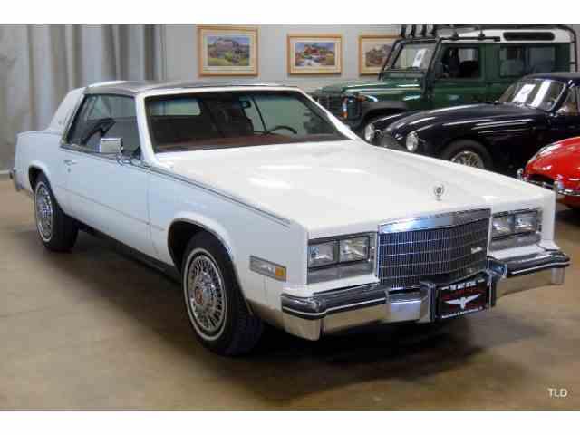 1984 Cadillac Eldorado | 1036115
