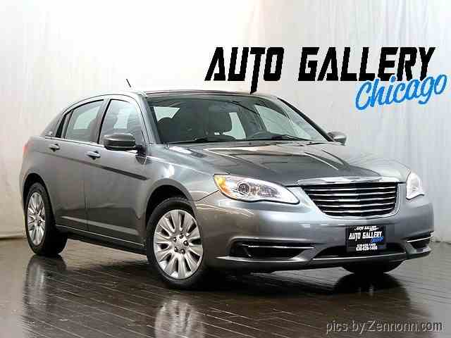 2012 Chrysler 200 | 1036120
