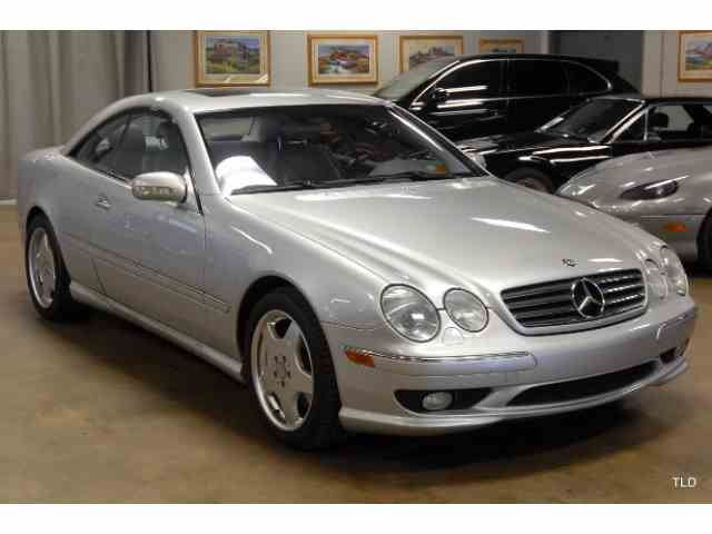 2001 Mercedes-Benz CL-Class | 1036121