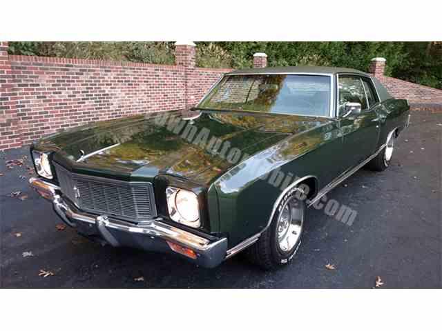 1971 Chevrolet Monte Carlo | 1036141