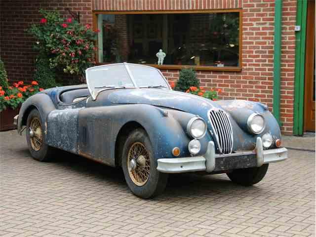 1956 Jaguar XK140 | 1036144