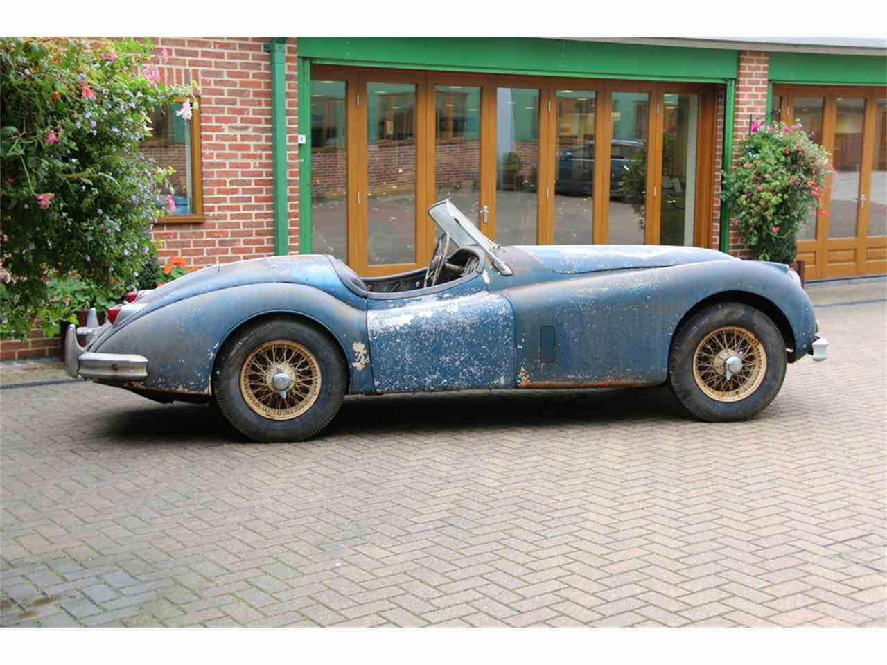 Large Picture of '56 XK140 - M7HS