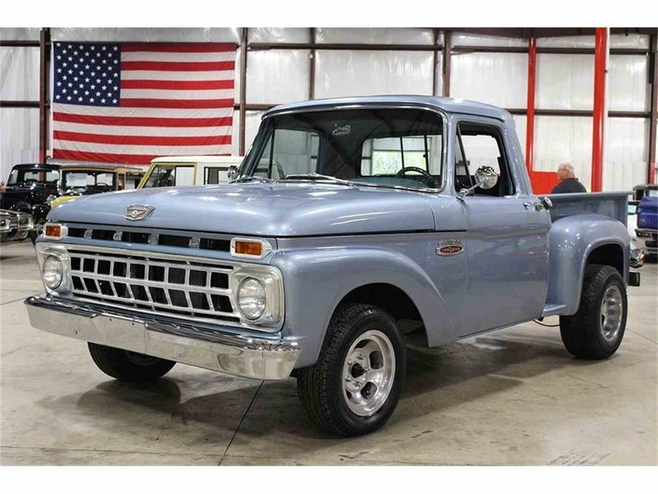 1965 ford f100 for sale cc 1036152. Black Bedroom Furniture Sets. Home Design Ideas