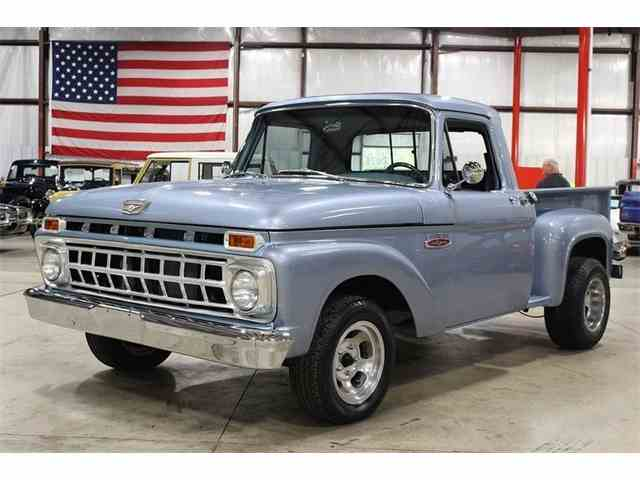 Trucks Under 5000 >> 1965 Ford F100 for Sale | ClassicCars.com | CC-981863