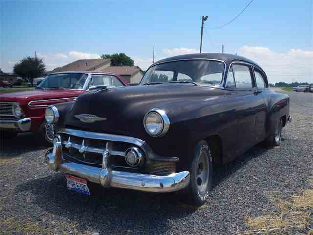 1953 Chevrolet Coupe | 1036161