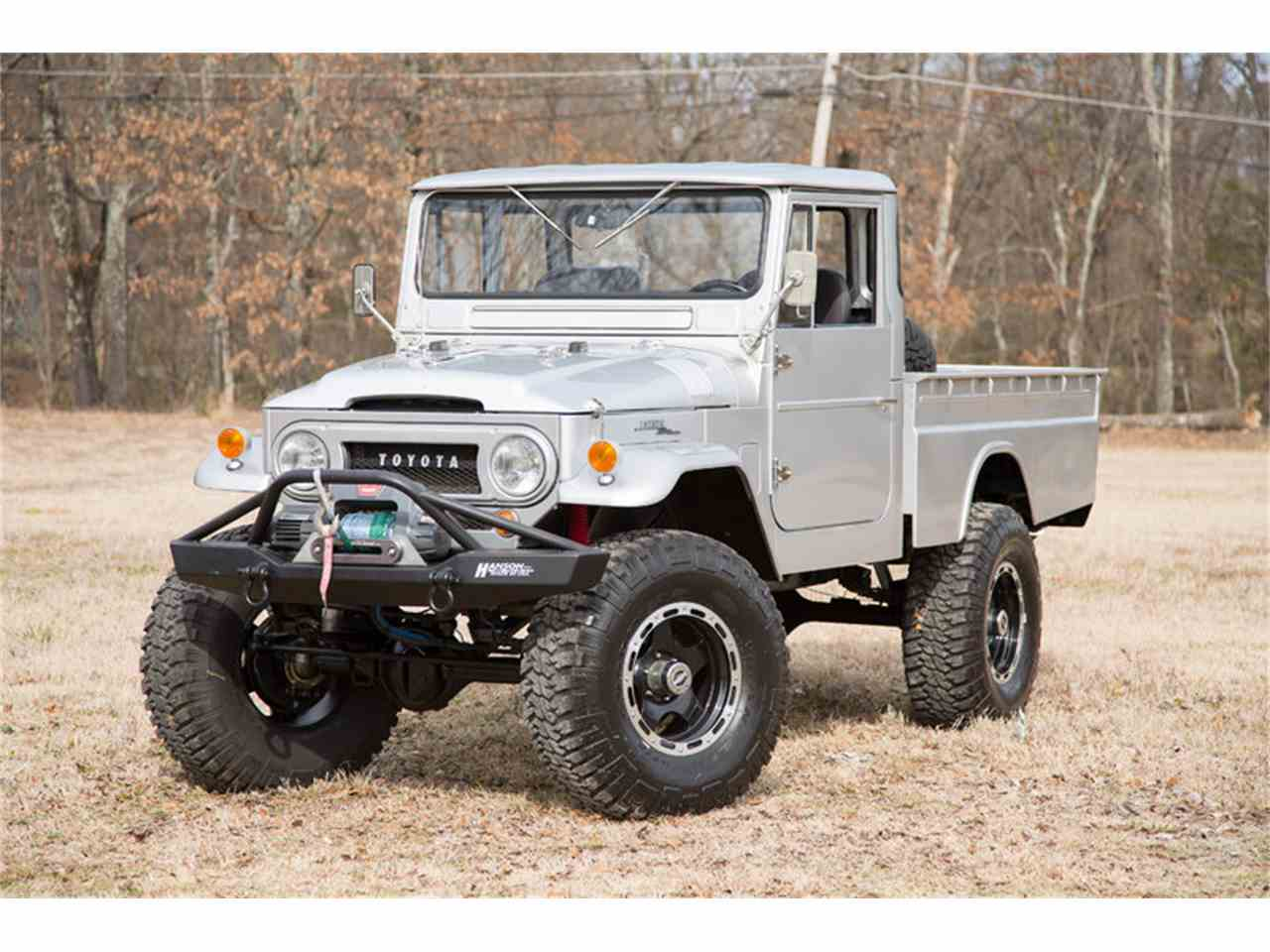 Large Picture of '65 Land Cruiser FJ45 Pickup - M389