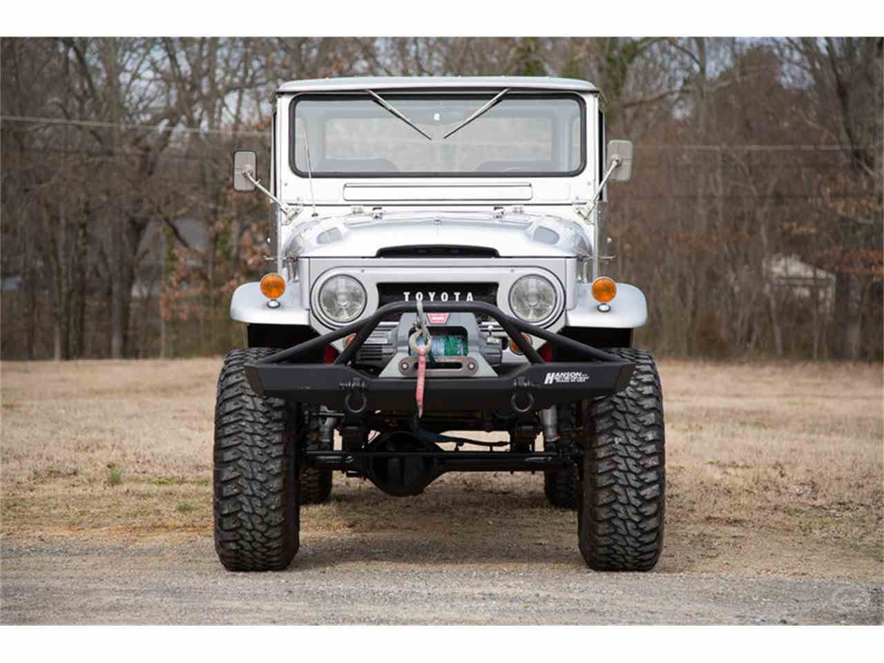 1965 toyota land cruiser fj45 pickup for sale. Black Bedroom Furniture Sets. Home Design Ideas