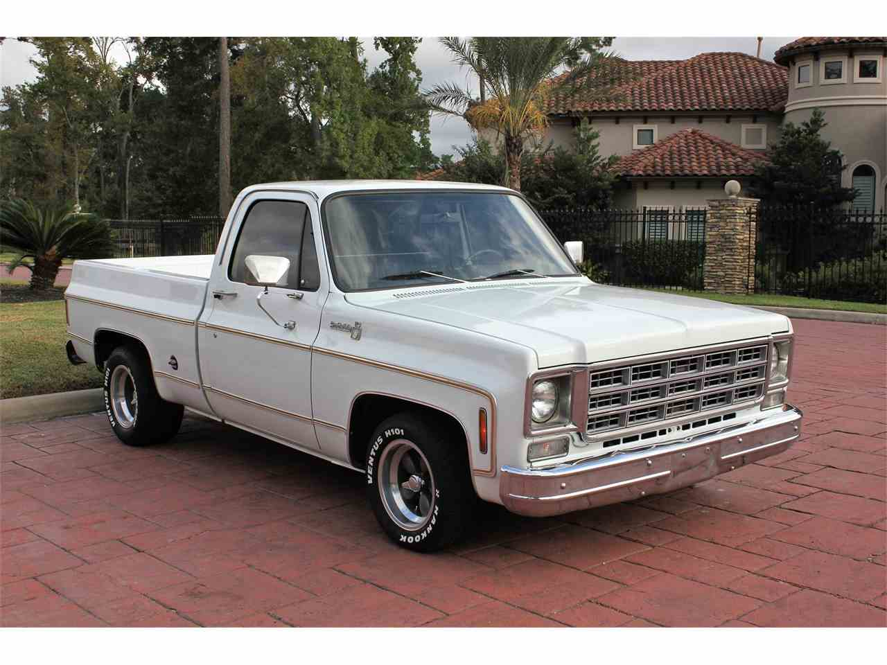 1977 Chevrolet C10 for Sale - CC-1036173