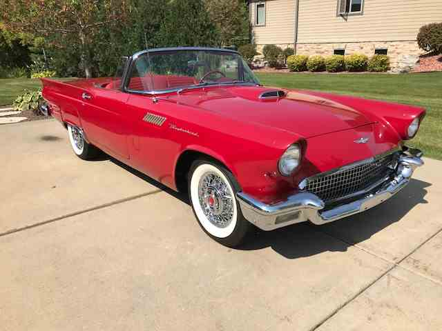 1957 Ford Thunderbird | 1036174
