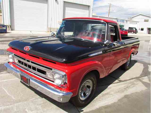 1961 Ford F100 | 1036190