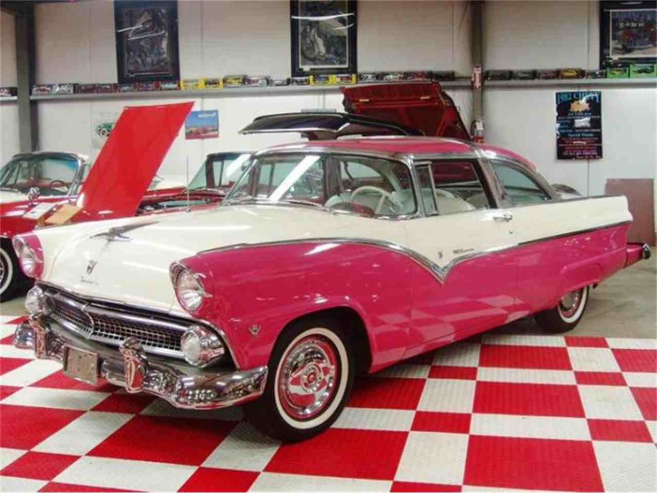 1955 ford fairlane crown victoria blog cars on line - 1955 Ford Crown Victoria For Sale Cc 1036193