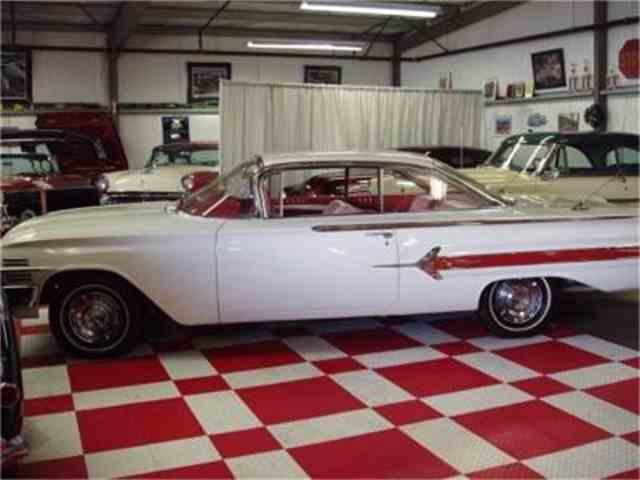 1960 Chevrolet Impala   1036199