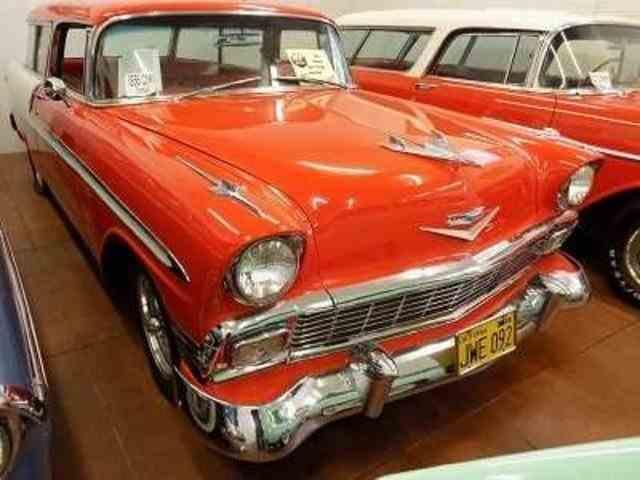 1956 Chevrolet Nomad | 1036205