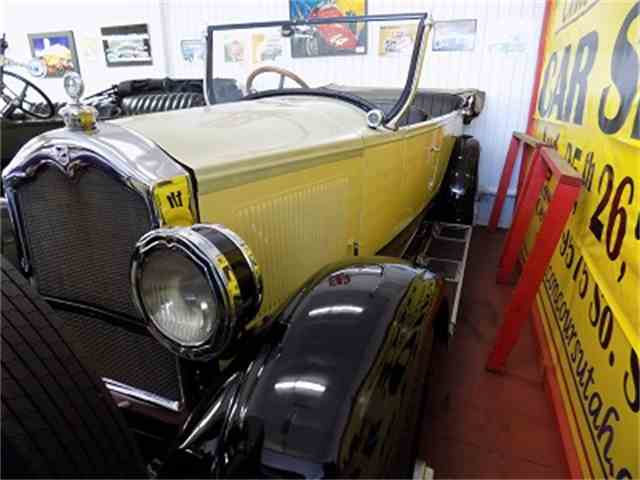 1927 Buick Touring   1036211