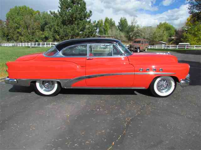 1953 Buick Roadmaster | 1036212