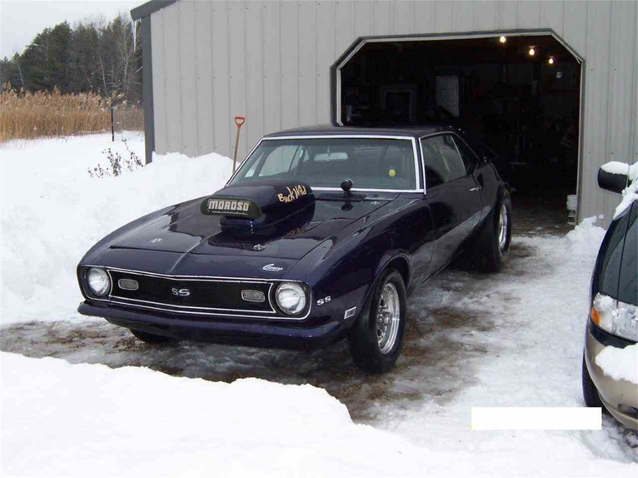 1968 Chevrolet Camaro RS/SS for Sale - CC-1036219