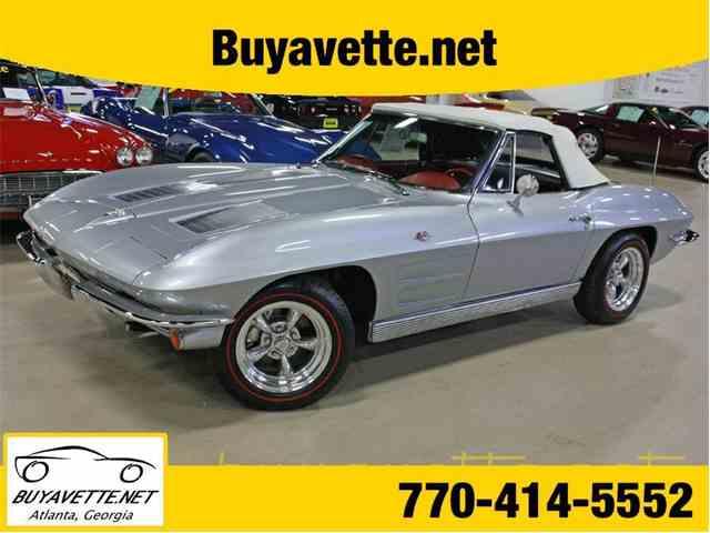 1963 Chevrolet Corvette | 1030622