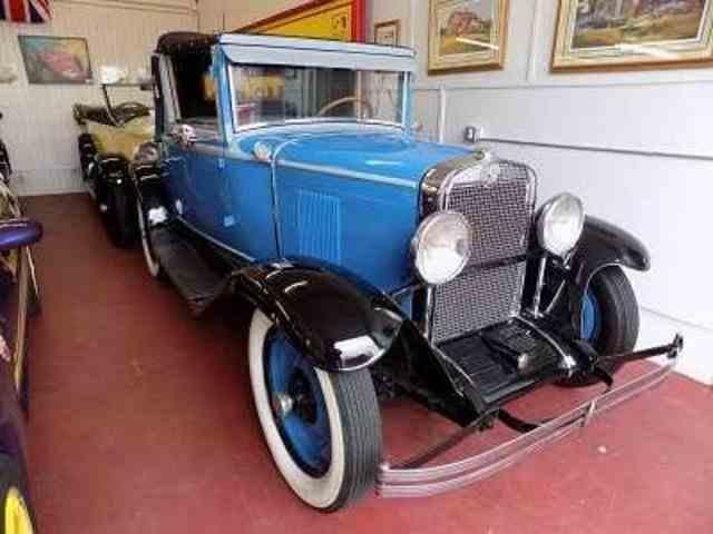 1929 Chevrolet Antique   1036232