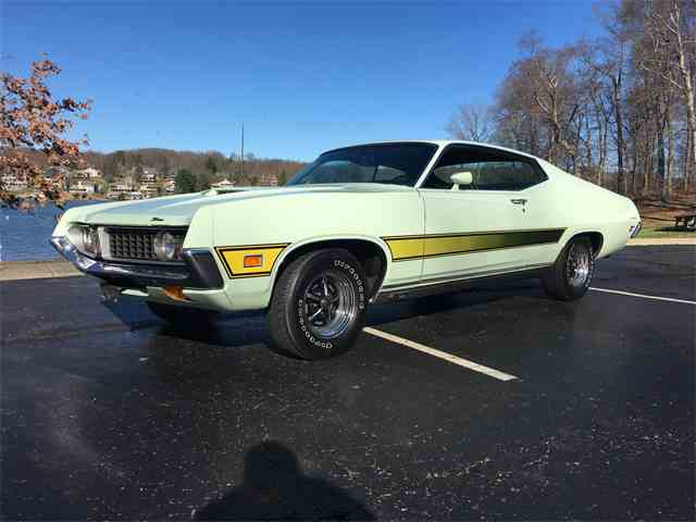 Picture of Classic '71 Ford Torino located in OHIO - $24,500.00 - M7KX