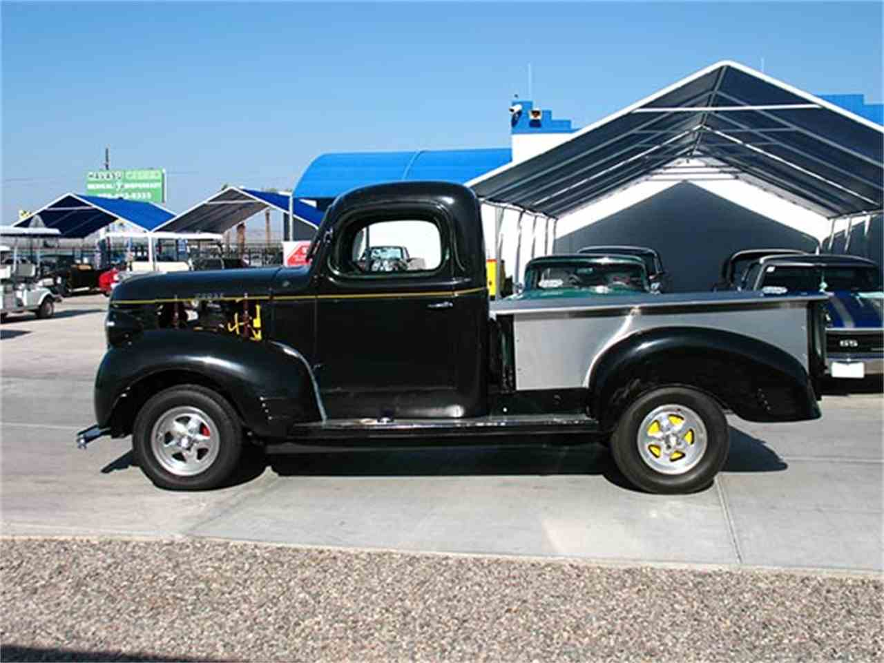 1947 dodge pickup for sale cc 1036274. Black Bedroom Furniture Sets. Home Design Ideas